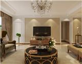 国际城168平现代简约风格设计方案