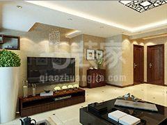 海棠湾花园 115平米 新中式风格