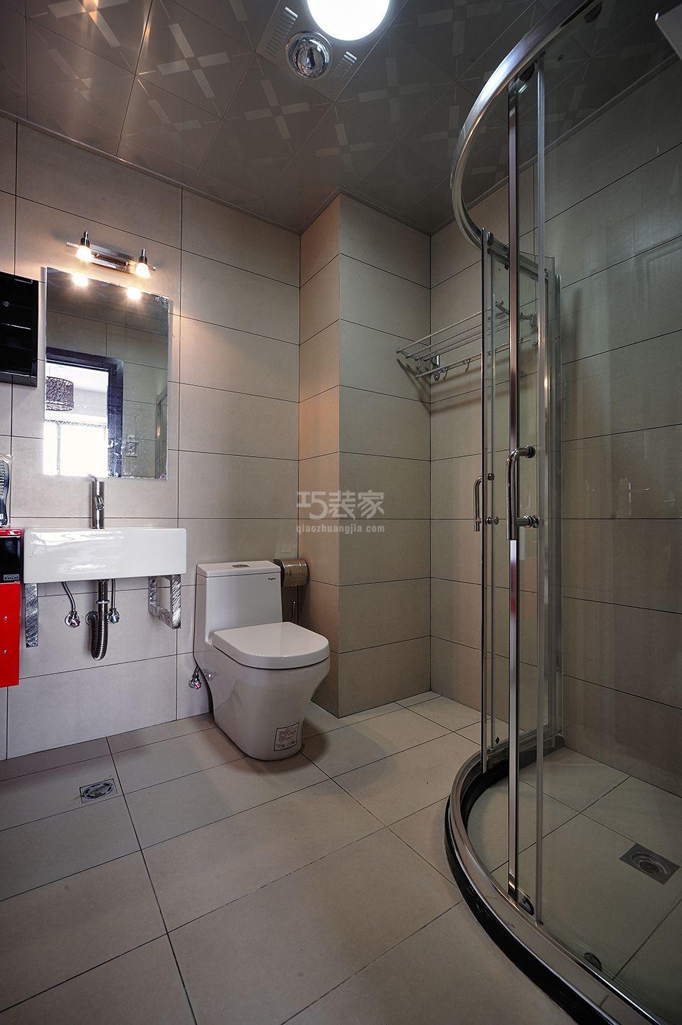 -龙城名苑200平米现代设计风格