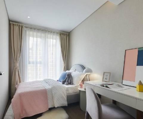客厅色彩搭配 | 用墙面颜色定义风格