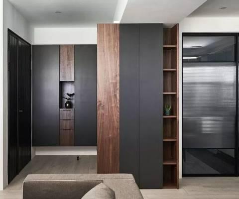现代风格设计让家更有质感