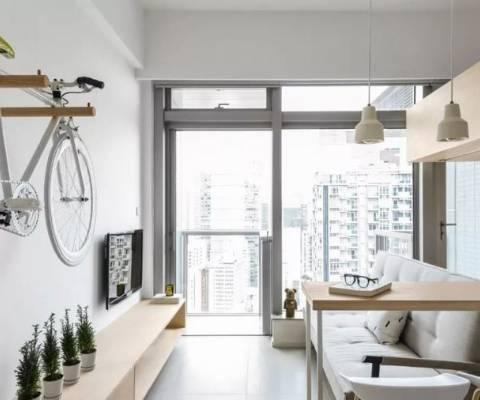 创新设计,摆脱传统老三件客厅!