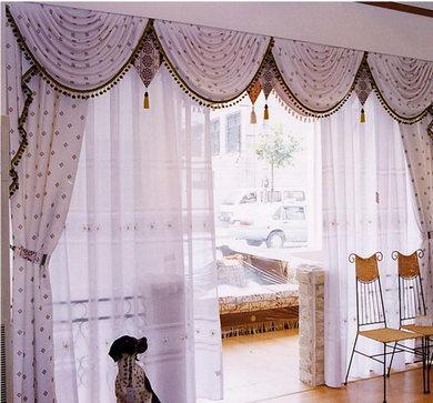 ballbet贝博网址:如何选择心仪的窗帘