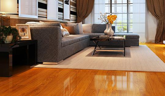 家居整洁从地下做起 生活中地板怎么清理