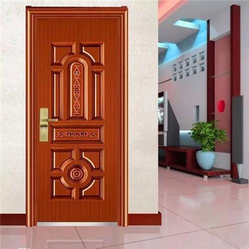 关于防盗门必须要说的事