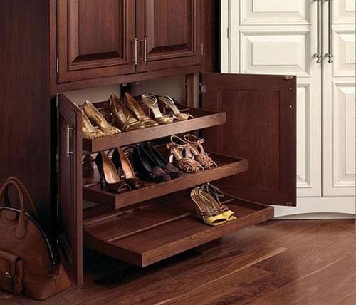 鞋柜也有风水,真是没想到