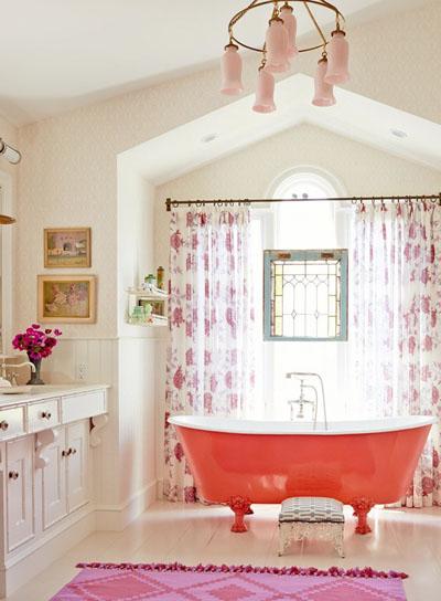 这样的浴室每天洗澡都感受不同