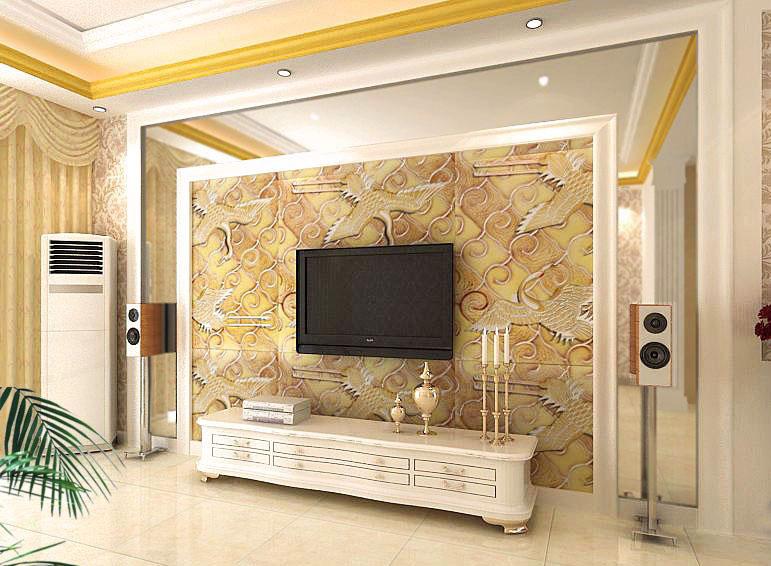 电视背景墙的饰品也会坏你家的风水
