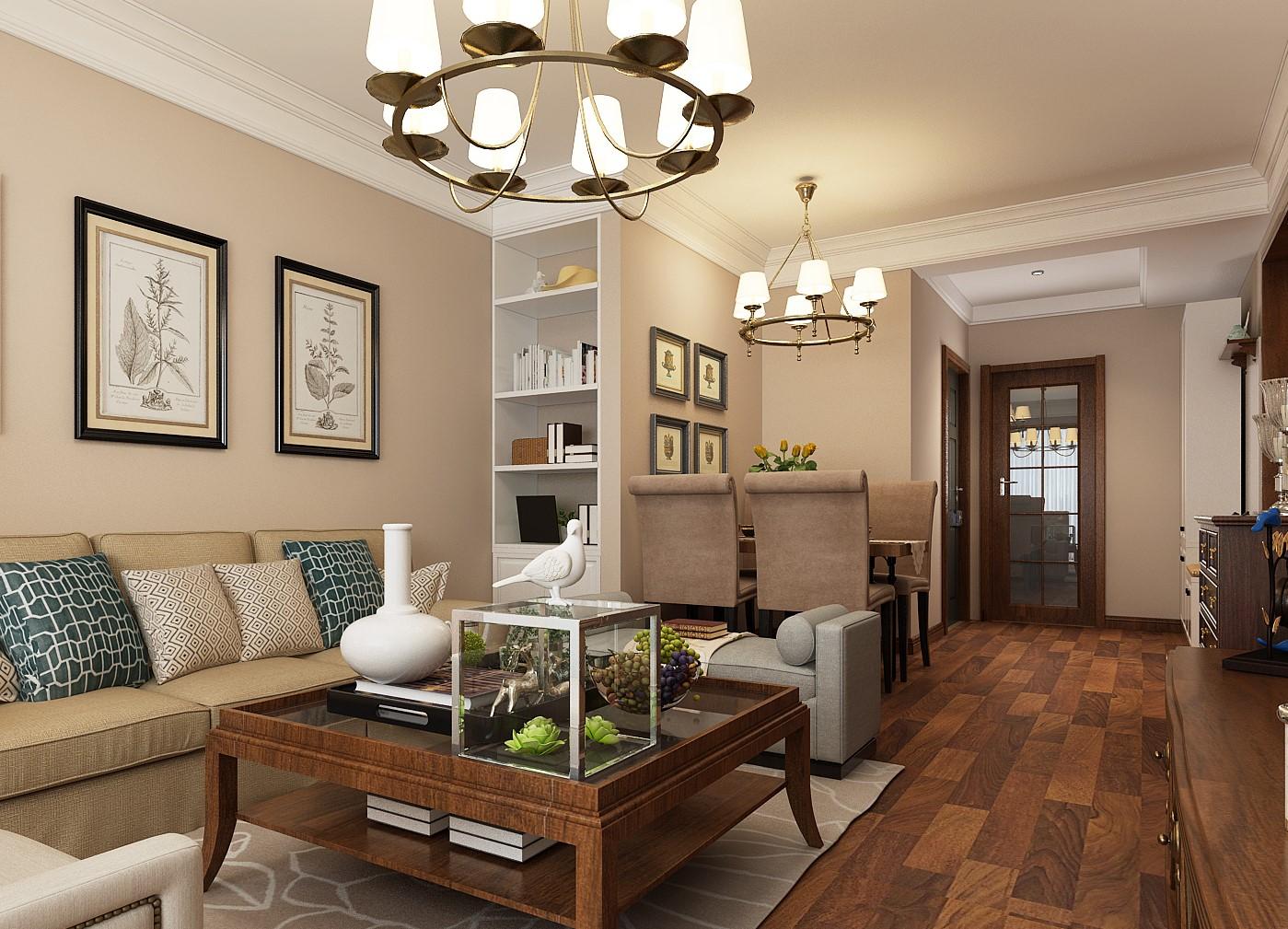 如何把客厅装潢的更有水准?这些细节你注意到了吗?