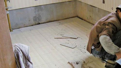 家装验收之泥瓦工验收篇
