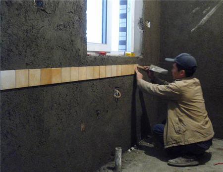 标杆工程中期具体施工流程