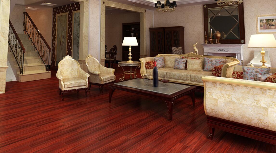 西安家装:木地板pk瓷砖