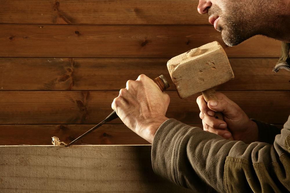 你还在稀里糊涂的验收木工吗