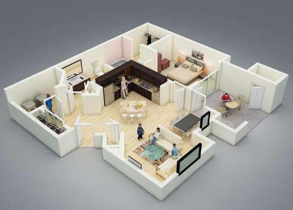 据说只有20%的房子才是好户型,你家是好户型吗