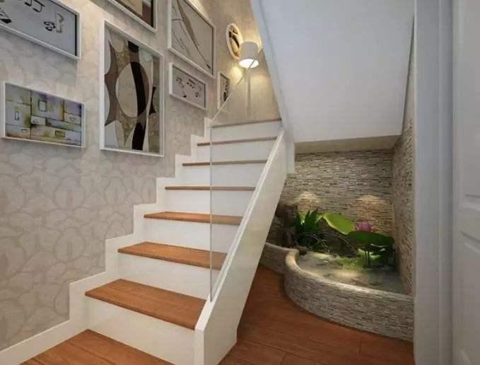 楼梯的式样和种类有哪些