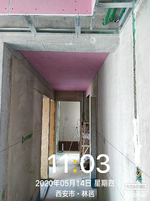 林邑木工阶段先生的新家