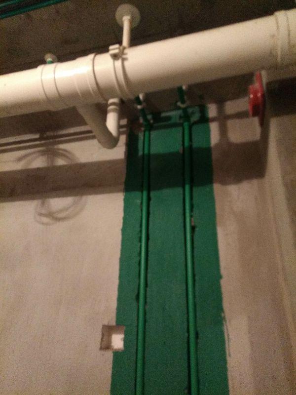 水电施工符合要求