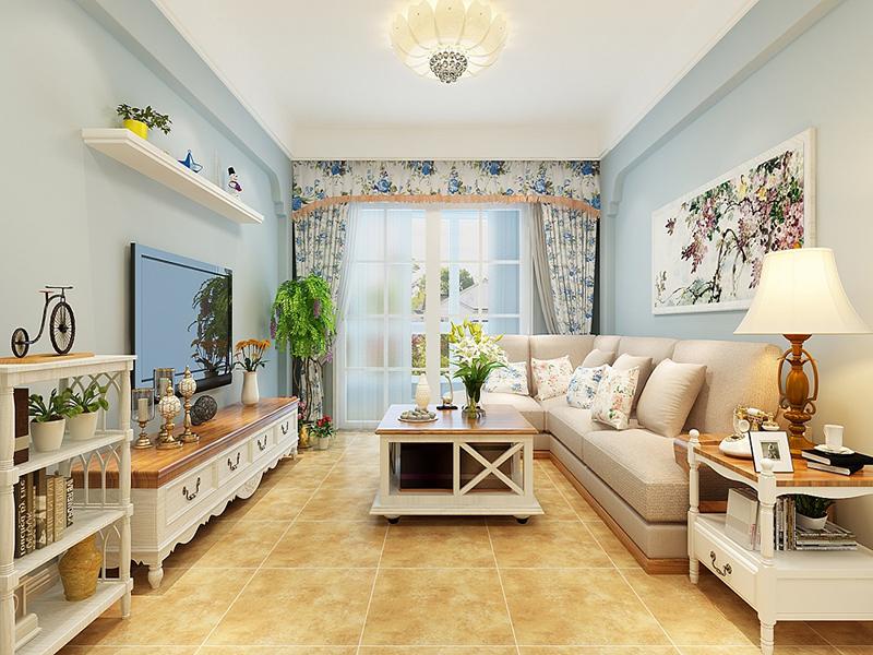 保利罗兰香谷三室一厅