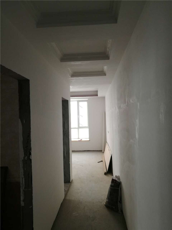 ballbet贝博登陆_同祥城别墅ballbet贝博网址工地墙面光滑,无留坠现象,各个阴阳角处理顺直,无沙眼,平整度很到位。