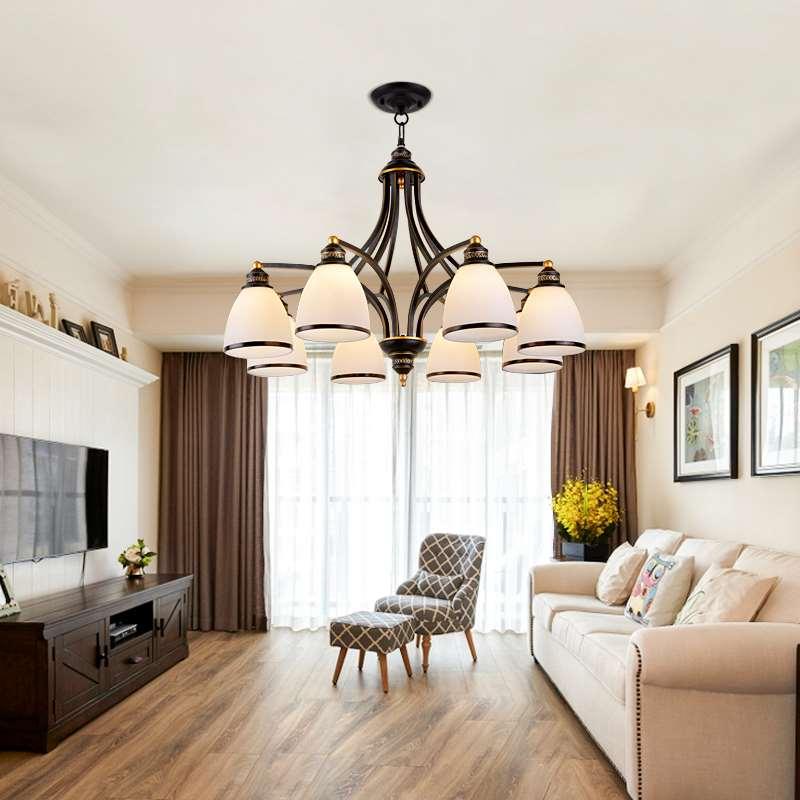 客厅灯具你只知道照明和装饰那就大错特错